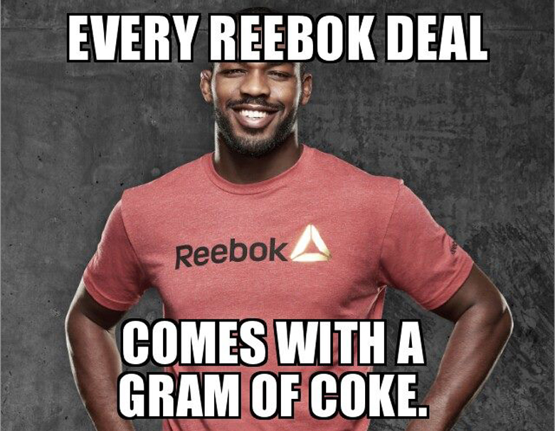 Jon Jones Meme