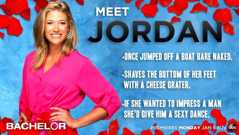Jordan Branch, Jordan Branch The Bachelor, The Bachelor Contestants 2015, Bachelor Spoilers, Drunk Bachelor Contestant Jordan