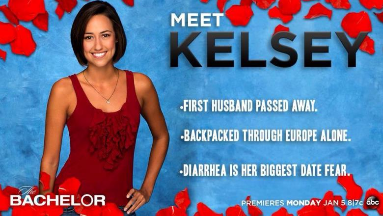 Kelsey Poe, Kelsey Poe The Bachelor 2015, The Bachelor 2015 Spoilers, Kelsey Poe Husband, Kelsey Poe Husband Death, Kelsey Poe Bachelor 2015