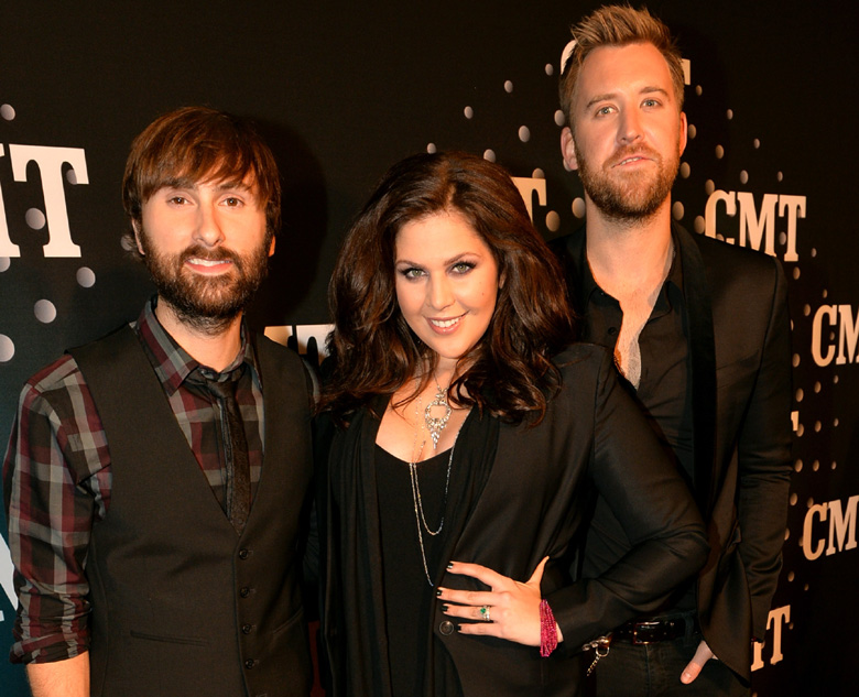 Lady Antebellum, CFP national anthem