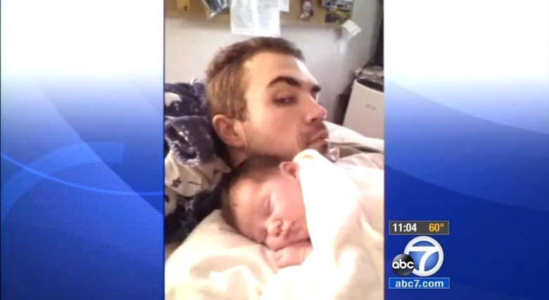 Matthew Warner Baby
