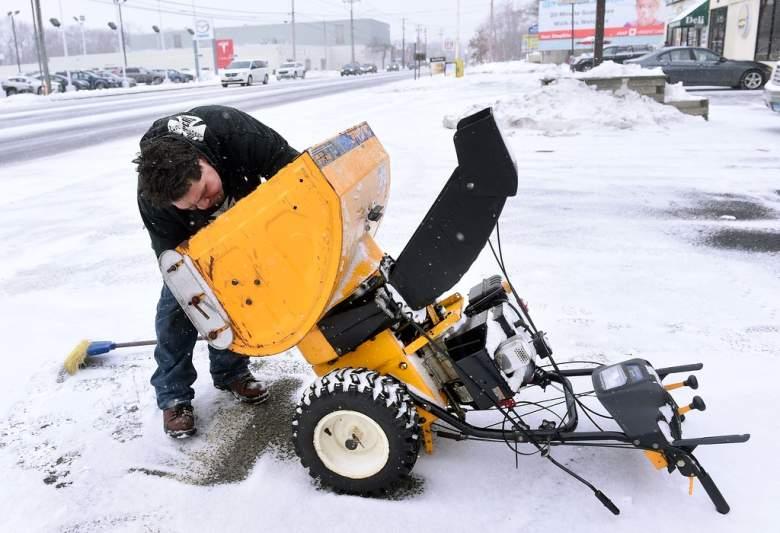 Connecticut snowfall totals, Joe Delgado of Milford Connecticut