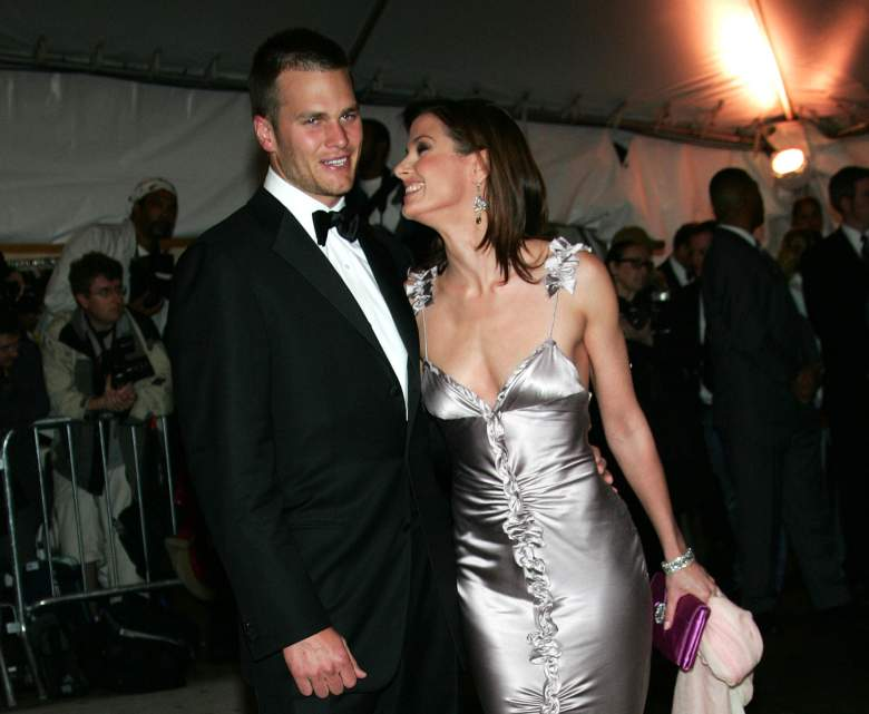Tom Brady and Bridget Moynahan, Metropolitan Museum of Art MET Costume Institute Gala