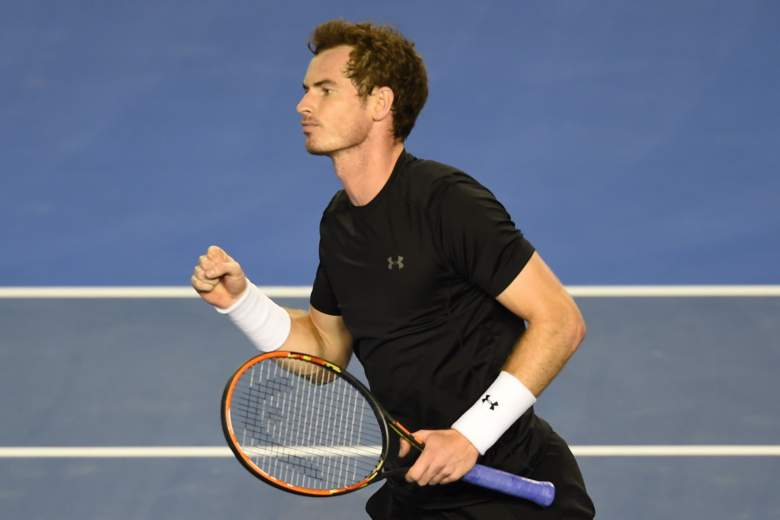 Andy Murray vs. Novak Djokovic