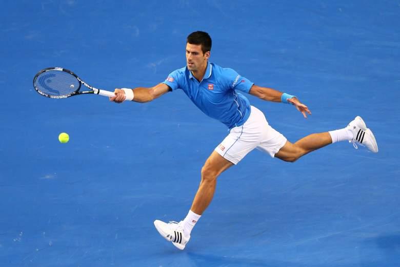 Novak Djokovic vs. Andy Murray, Australian Open men's final 2015