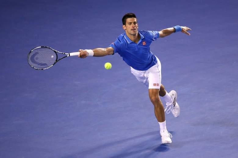 Novak Djokovic vs. Andy Murray