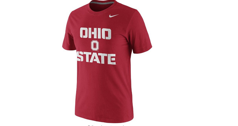 Ohio State Buckeyes shirt