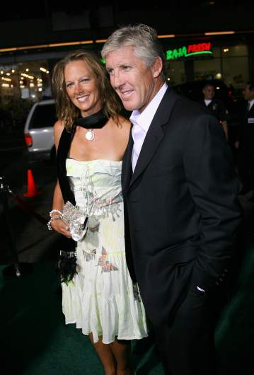 Glena Carroll Pete Carroll S Wife 5 Fast Facts Heavy Com