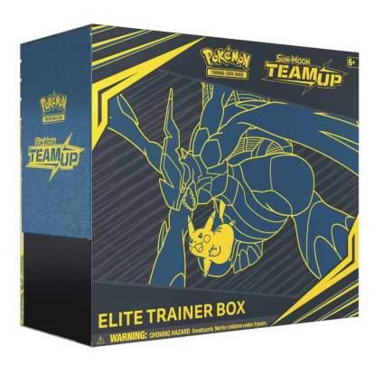 Pokemon Sun & Moon Team Up Elite Trainer Box