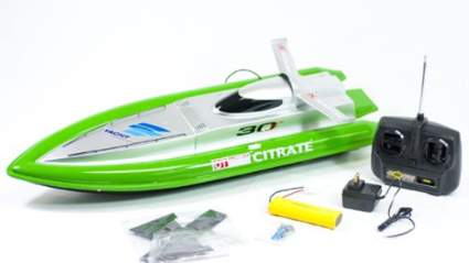 best toy rc boat