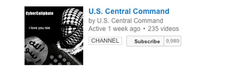ISIS YouTube