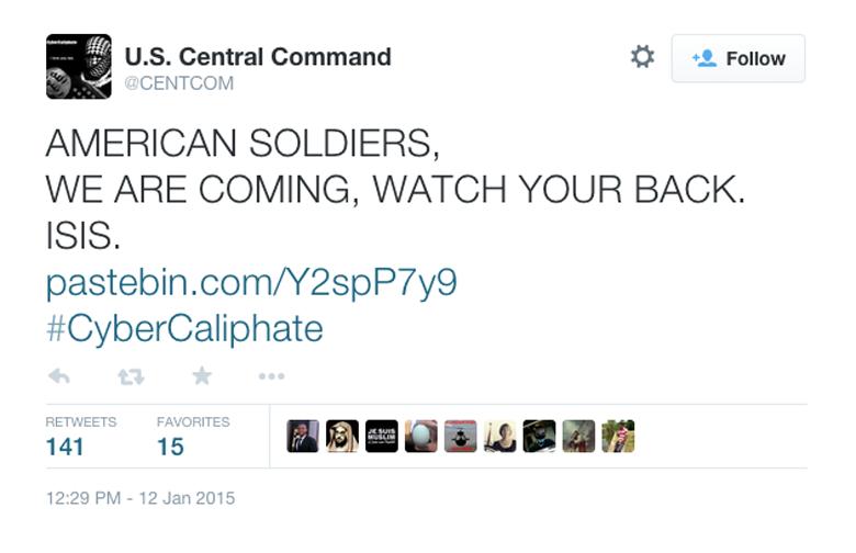 ISIS Hack Twitter