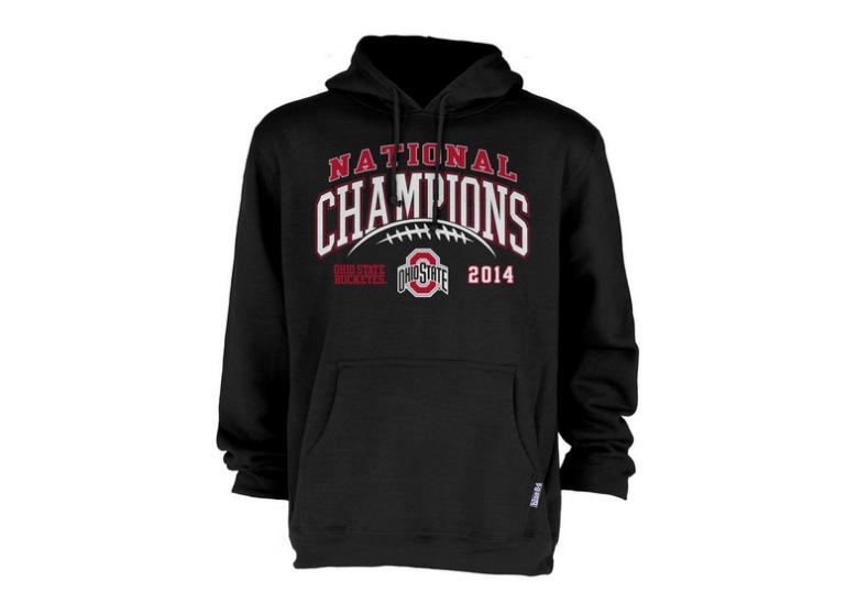 Ohio State championship hoodie