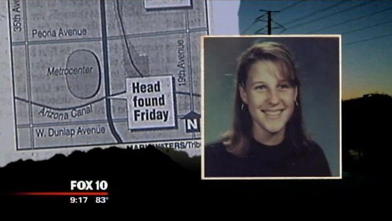 Melanie Bernas Murder