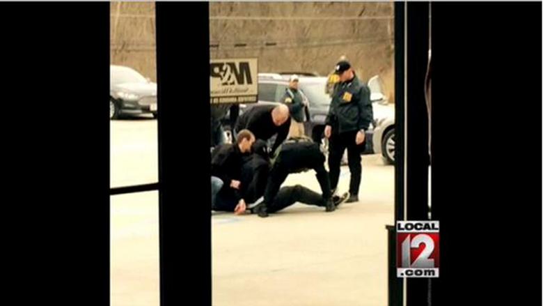 Christopher Cornell Arrest