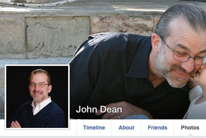John Dean Point Blank