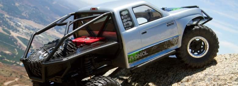 Axial Racing SCX10 Honcho rc car