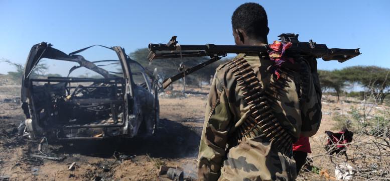 Mogadishu, Somalia,