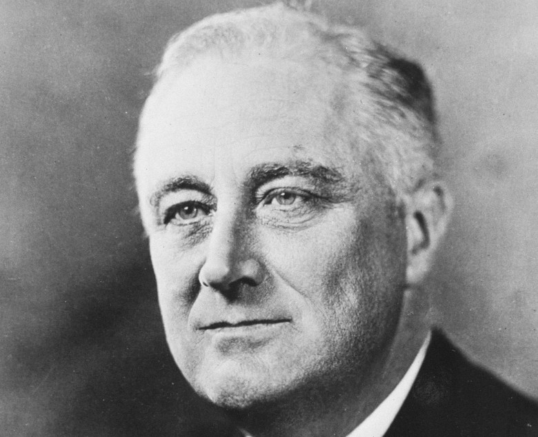 Franklin D. Roosevelt. State of the union