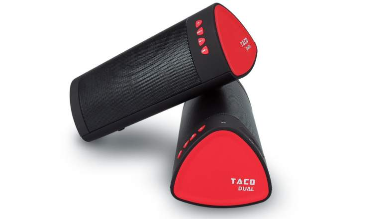 bluetooth speakers, bluetooth speakers review, best bluetooth speakers, taco dual, ideausa