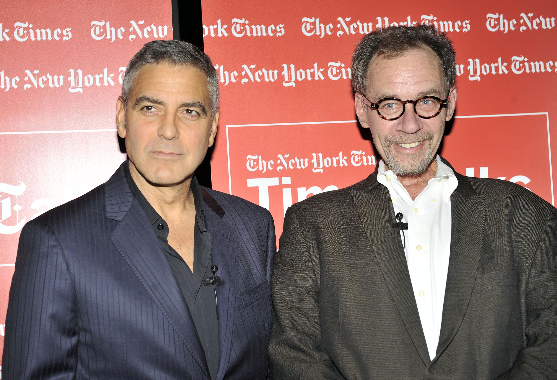 David Carr George Clooney