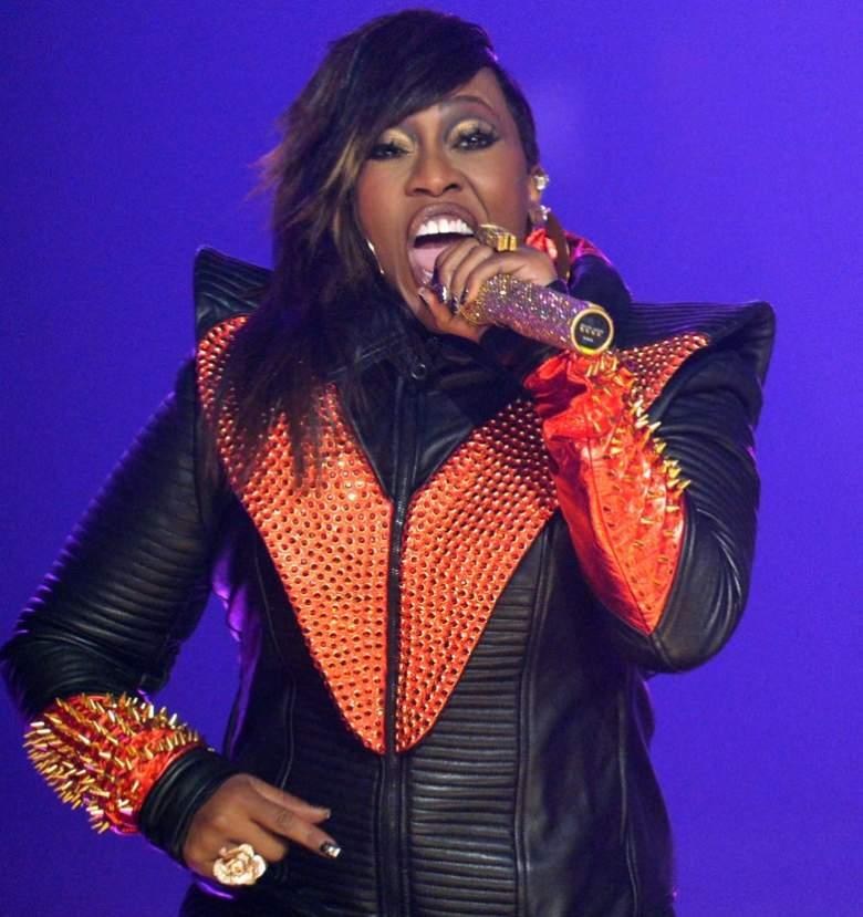 Missy Elliott, Missy Elliott Super Bowl 2015, Super Bowl Surprise Performer, Missy Elliott Performs At Super Bowl 2015, Super Bowl Halftime Performer