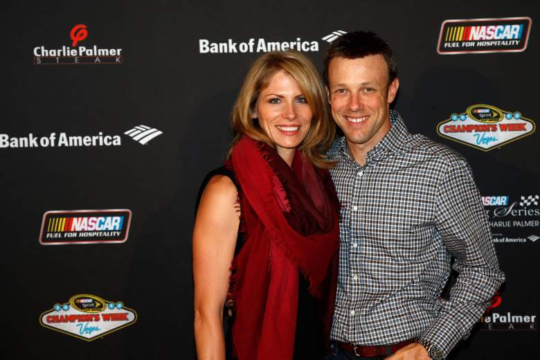 Katie Martin, Matt Kenseth, Wife