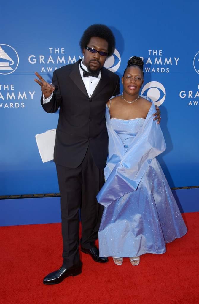 Afroman and Kaisha (Getty)