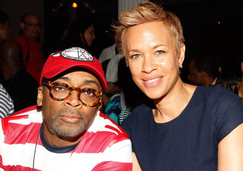 tonya lewis lee, spike lee, spike lee wife