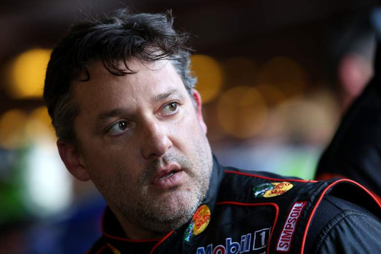 Tony Stewart has 297 top 10 finishes in his Sprint Cup career. (Getty)