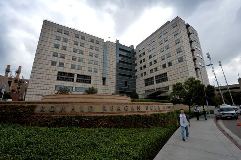 UCLA's Ronald Reagan Medical Center (Getty)