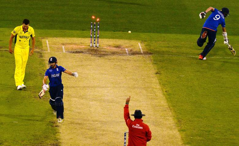 The 2015 Cricket World Cup is underway in Australia and New Zealand. (Getty)