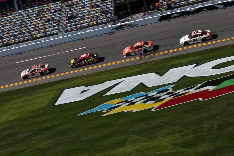 The 57th Daytona 500 will be run Sunday, February 22. (Getty)