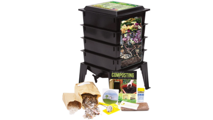 Worm Factory 360 Worm Composter, compost bin reviews, buy compost bin online