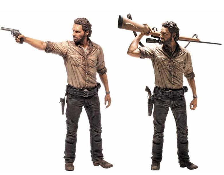 The Walking Dead Toys