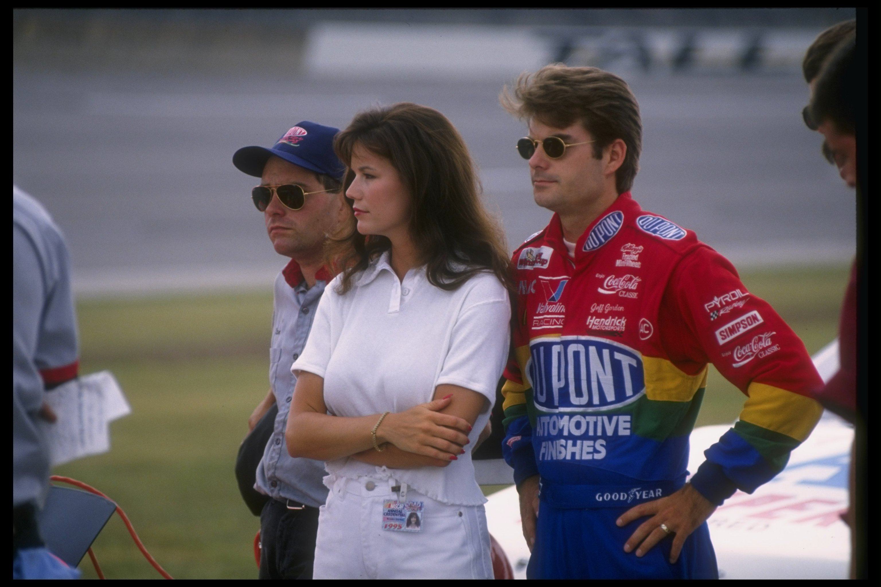 Brooke Sealey Jeff Gordon S Ex Wife 5 Fast Facts Heavy Com