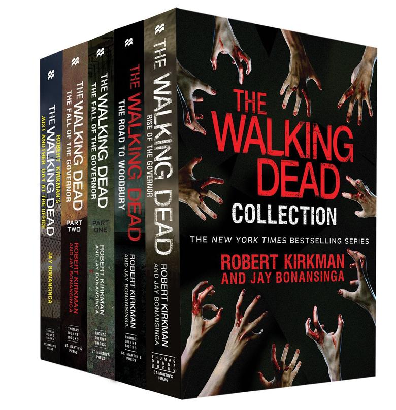 The Walking Dead Books