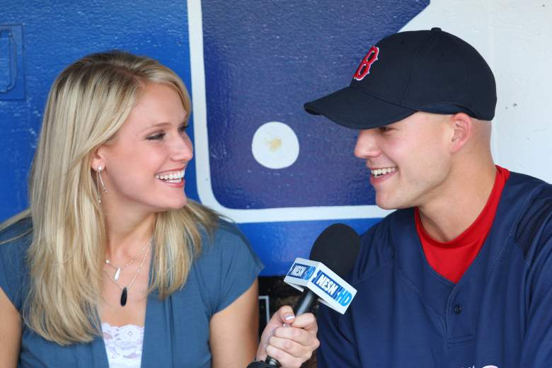 Heidi Watney is a veteran baseball reporter now with MLB Network. (Getty)