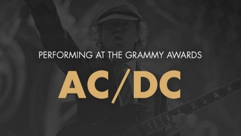 AC DC Grammys 2015 Opening Performance, ACDC Grammy Awards 2015 Opening Performance