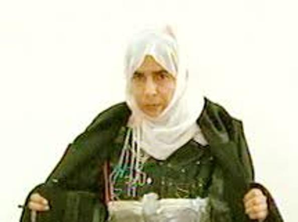 Sajida al-Rishawi (Getty)