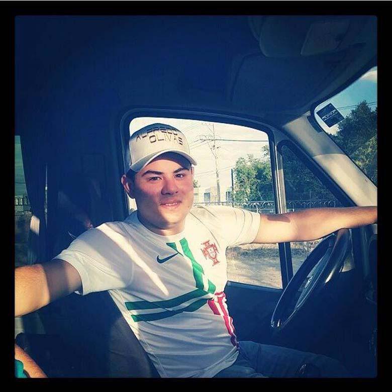 Alfredito Olivas Condition Shooting