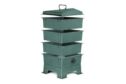 chefs star worm composter