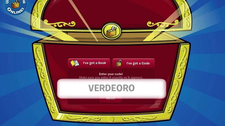 Club Penguin Coin Codes