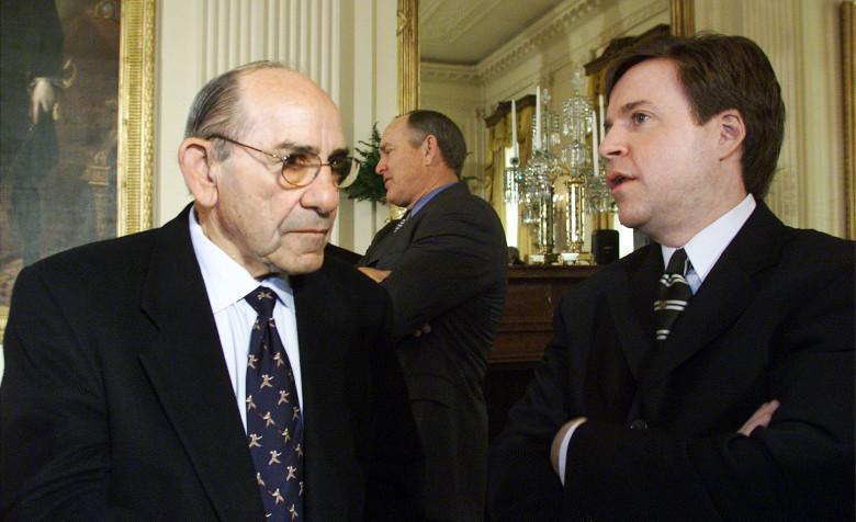 Bob Costas, Yogi Berra