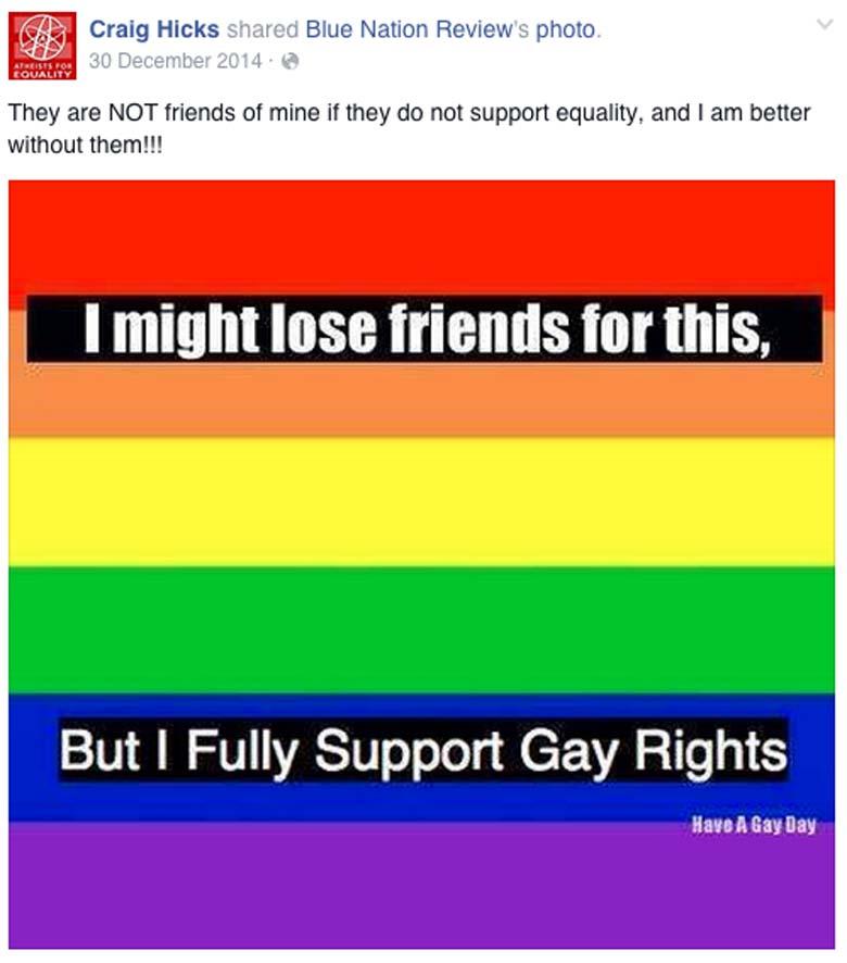 Craig Hicks Gay