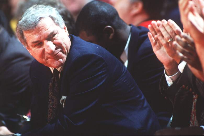 Dean Smith 1993 national championship