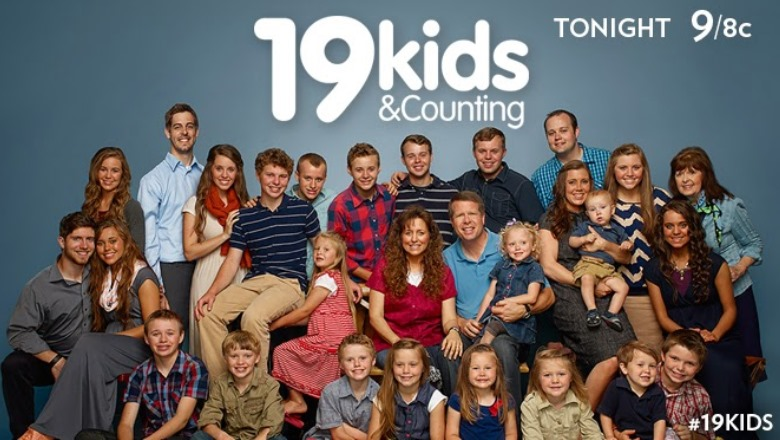 19 Kids And Counting Ages, Duggars Ages, Duggar Family Ages, 19 Kids And Counting Names, 19 Kids And Counting News