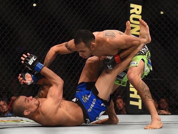 Tony Ferguson UFC 184
