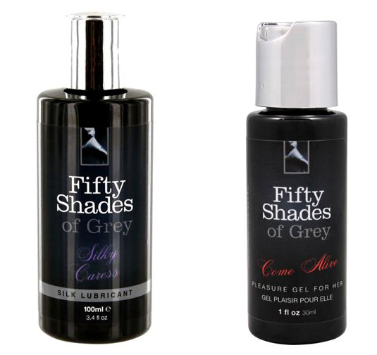 50 shades of grey lube