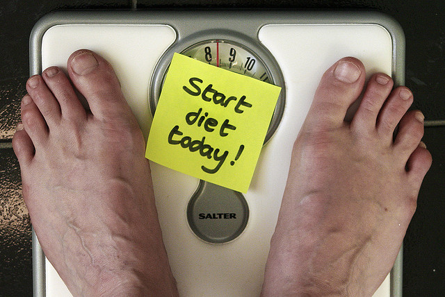 how to lose weight, starting a diet